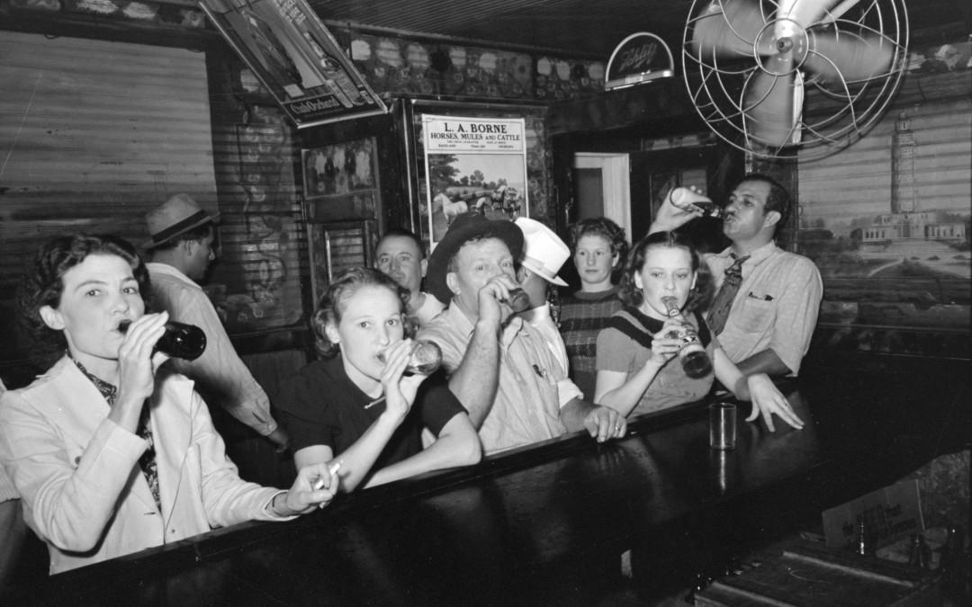 Marijuana Legalization Showing Similarities of Twentieth Century Prohibition